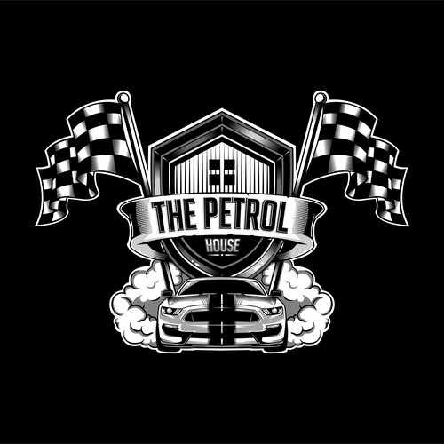 THE PETROL HOUSE