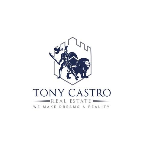 logo for tony castro