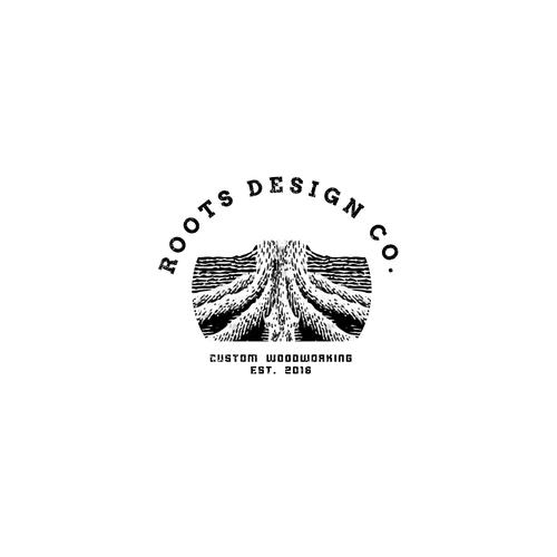 Old Vintage Logo Concept