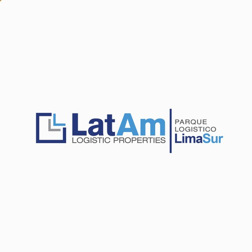 Logo design for LatAm Logistic Properties