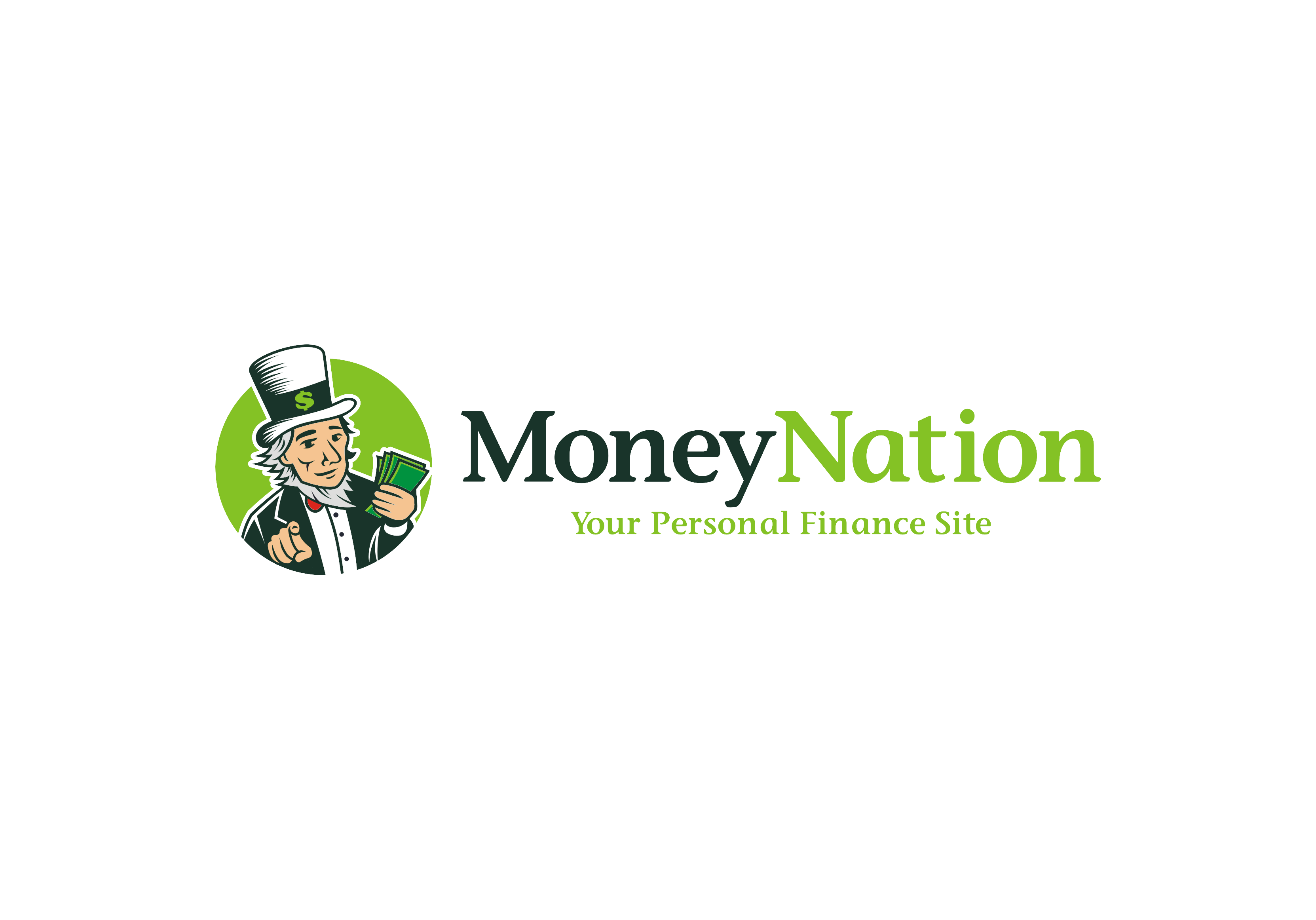 Logo for MoneyNation, new Personal Finance site