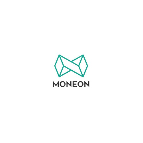 Logo for Moneon — the simplest finance app