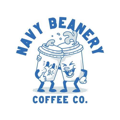 Logo for the coffee company