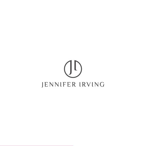 Modern and Elegant Logo for Jennifer Irving Photography