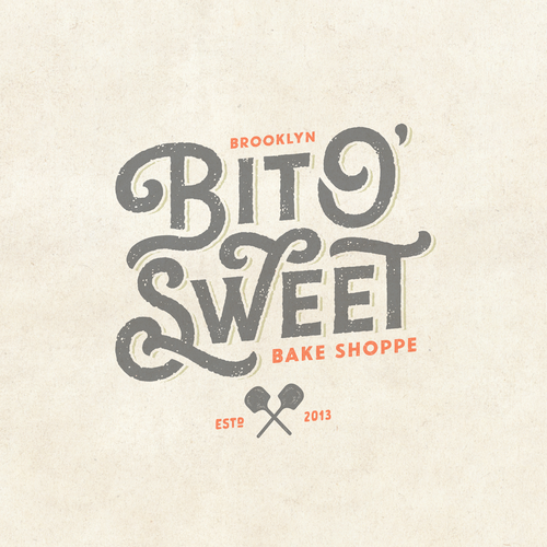 Bit O' Sweet needs a creative, unique logo for its bakery division.