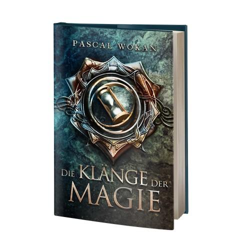"""Book Cover """"Die Klänge der Magie"""""""