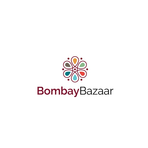 Logo Design for an East Indian Grocery