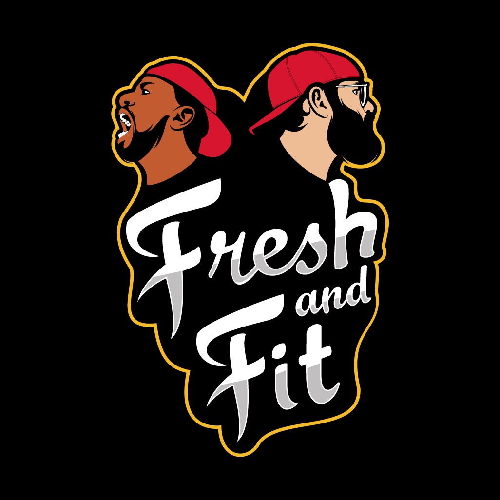 The Fresh and Fit Podcast Logo Creation