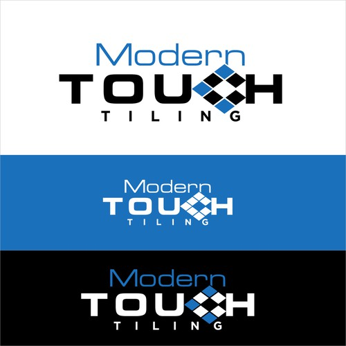 Modern Touch Logo Design