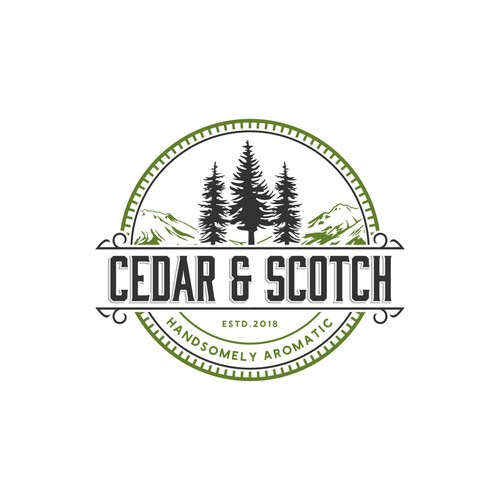 cedar and scotch logo