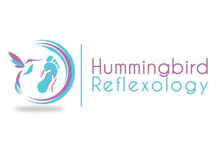 logo for Hummingbird Reflexology