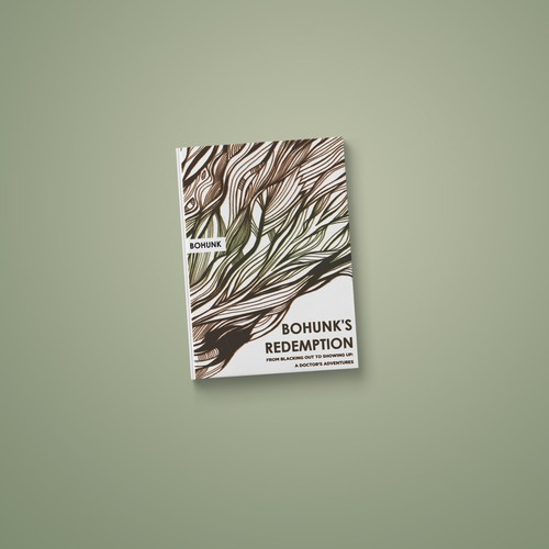 Bohunk's Redemption - Book Cover