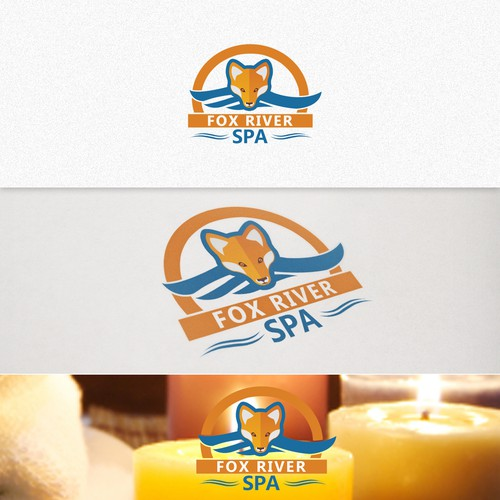 logo for Fox River Spa & Salon