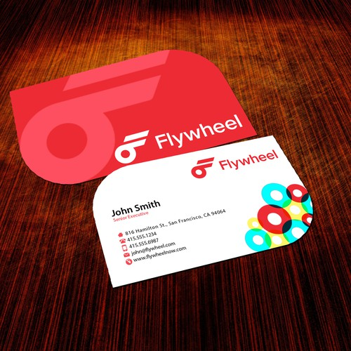 stationery for Flywheel
