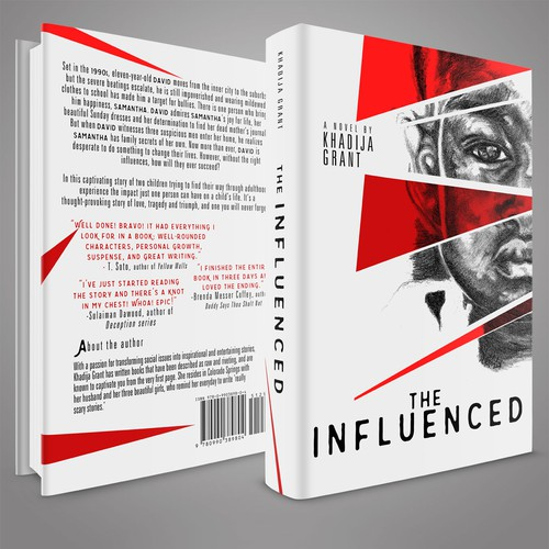the Influenced | Book Cover