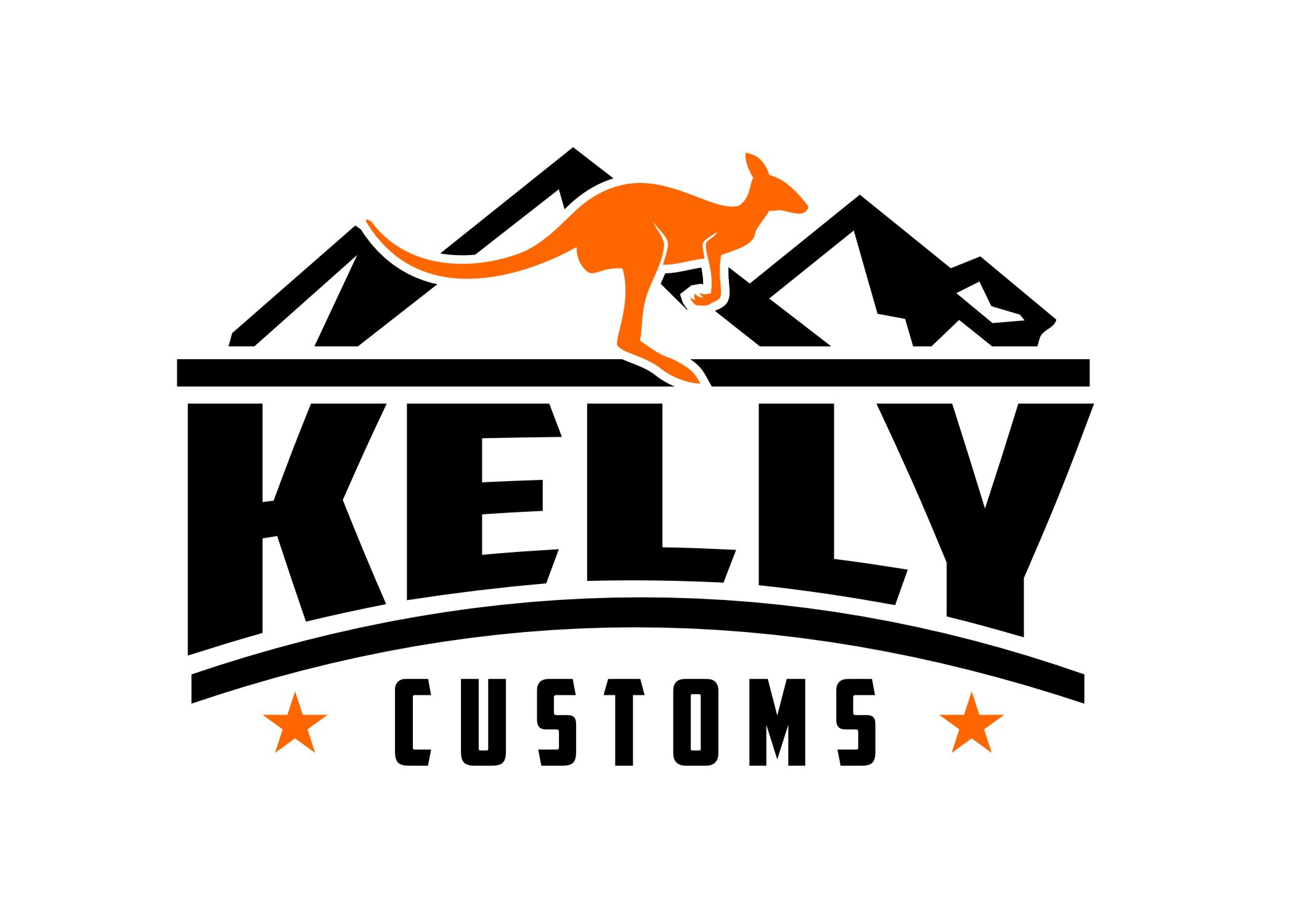 Logo that associates with Australian outdoors and adventure
