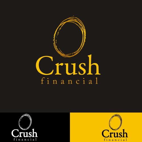 Crush Financial needs a unique new Logo Design!