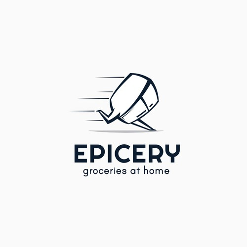 Logo design for EPICERY