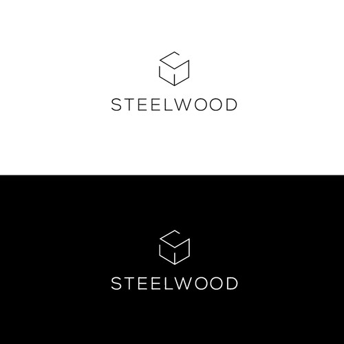 Logo for industrial style furniture brand