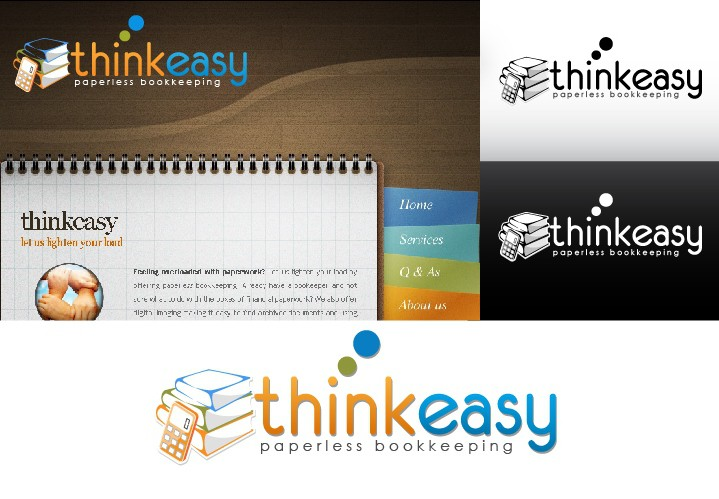 Logo wanted for ThinkEasy
