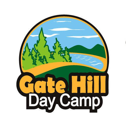 Logo for high end but down to earth Summer Camp