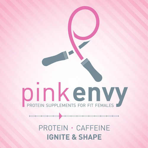 New product label wanted for Pink Envy