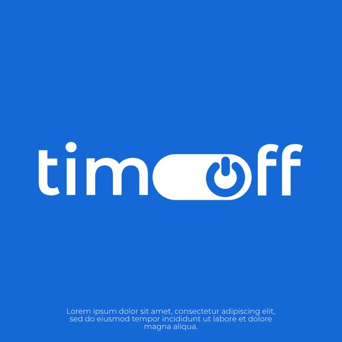 "Logo ""Time Off"""