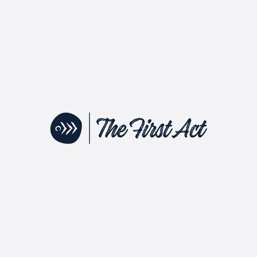 The First Act Logo