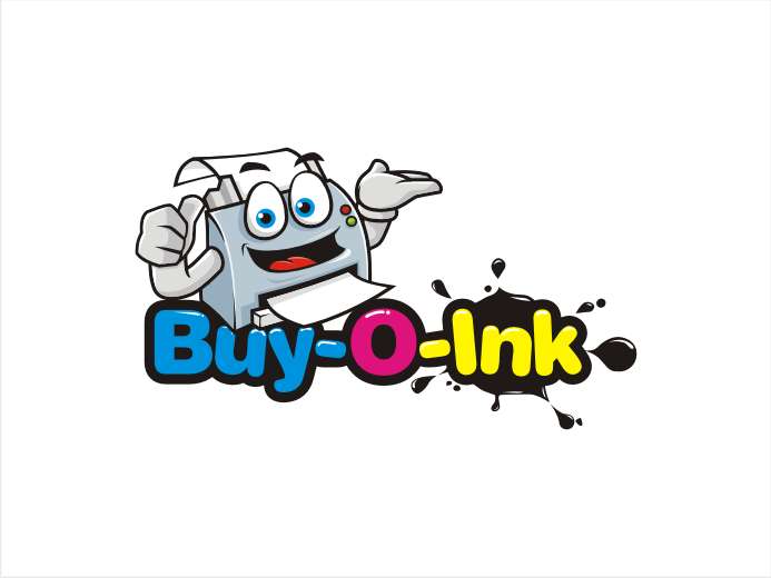 Buy-o-Ink needs a LOGO used at (Website, Point of Sale display, signs, stickers)
