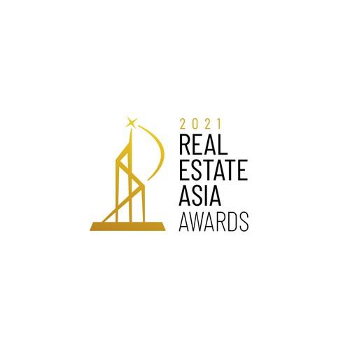 Logo for Real Estate Asia Awards