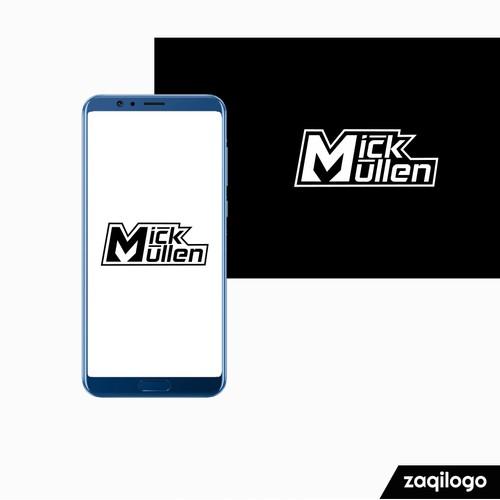 Logo Mick Mullen