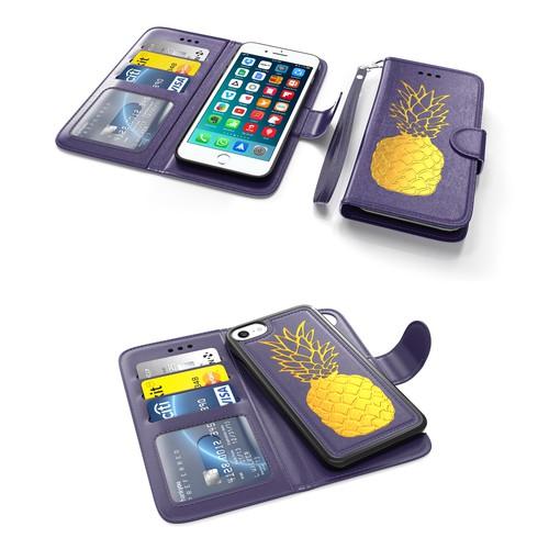 3D Digital renders for Iphone Case