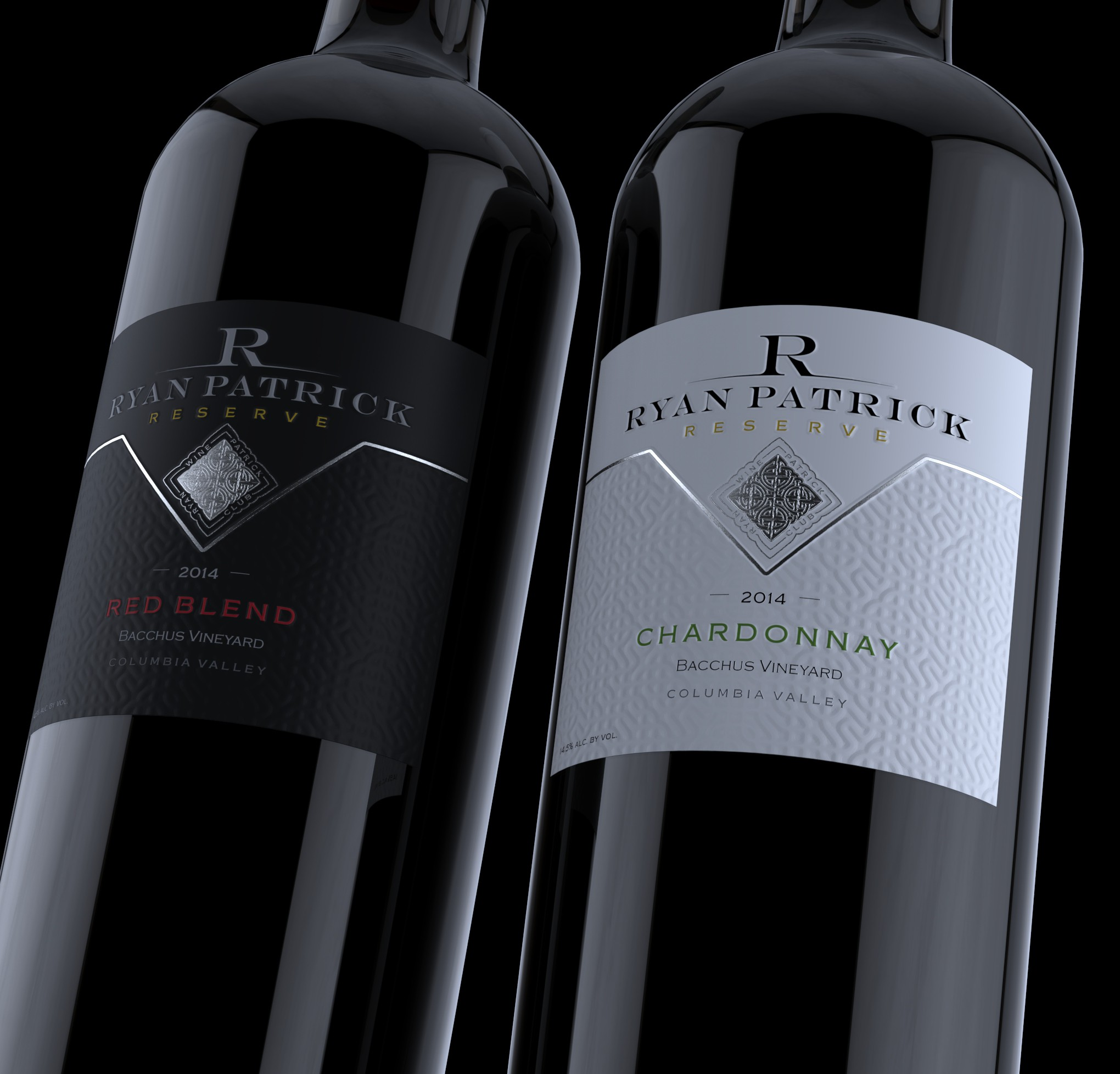 New Label for Ryan Patrick Wines