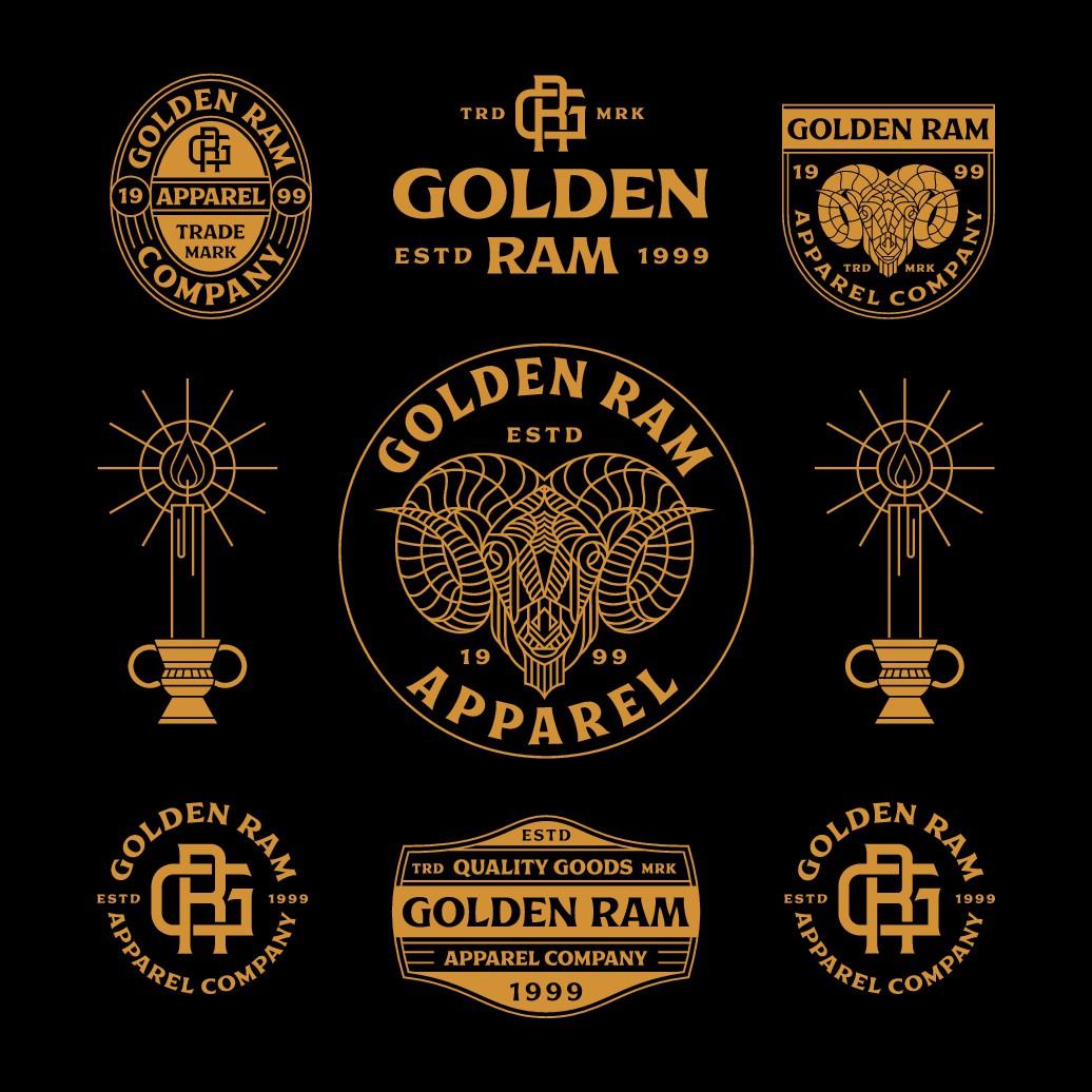 Golden Ram Apparel