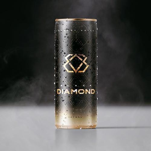 Energy Drink Diamond