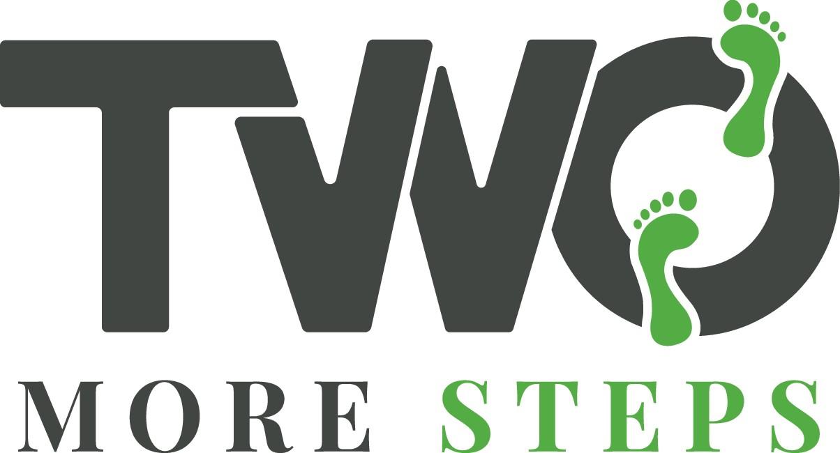 Two More Steps Shirt  / Logo