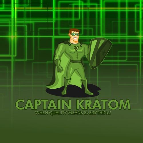 CAPTAIN KRATOM