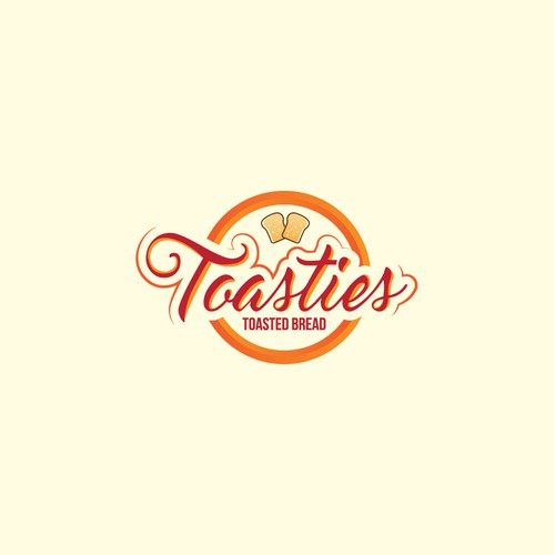 Logo for Toasties