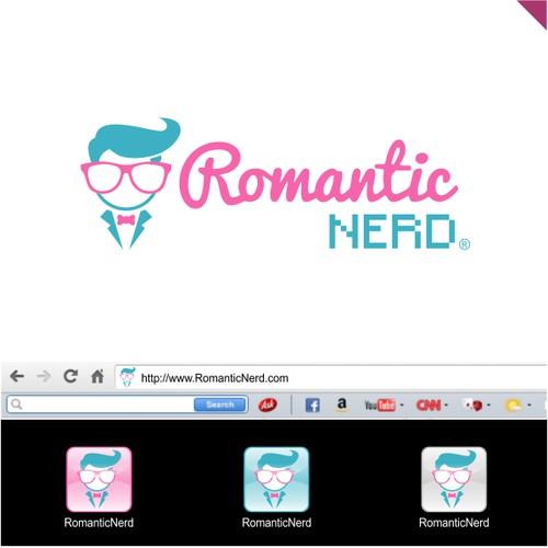 Romantic Nerd needs a new logo