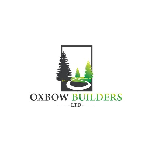 Create the next logo for Oxbow Builders Ltd
