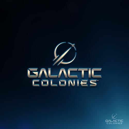 Galactic Colonies Sci-Fi Game logo