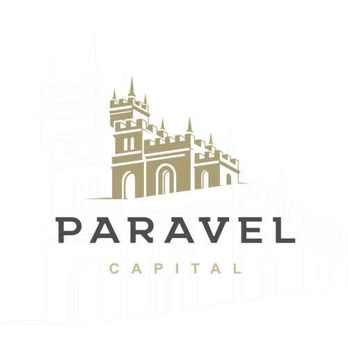 Cair Paravel inspired design for a financial company