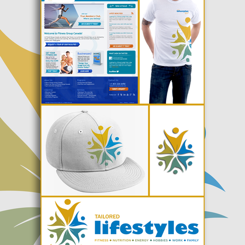 Create the next logo for Tailored Lifestyles