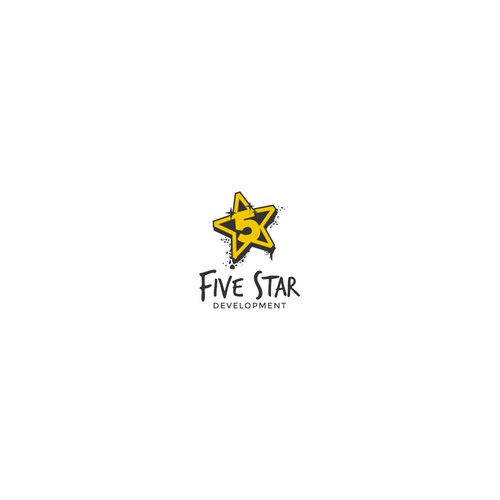 Five Star Logo Concept