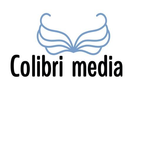 Logo pour entreprise de média