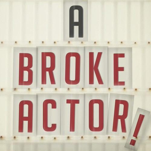 Make a Book Cover to end the notion that actors have to choose between money and their dreams
