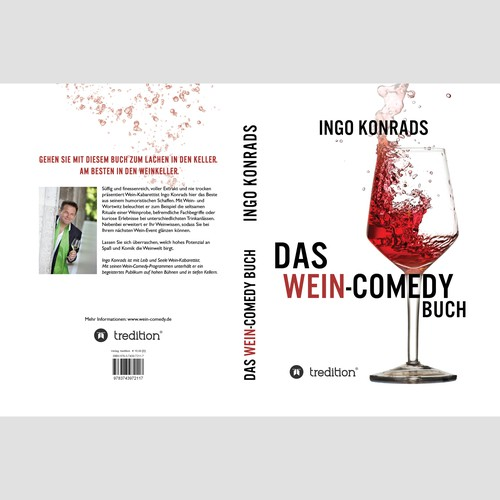 Book Cover for Das Wein-Comedy Buch