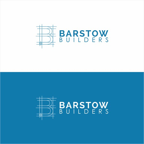 Logo concept for Barstow Builder