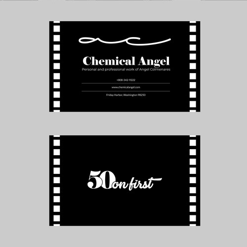 Business Card and logo design!!