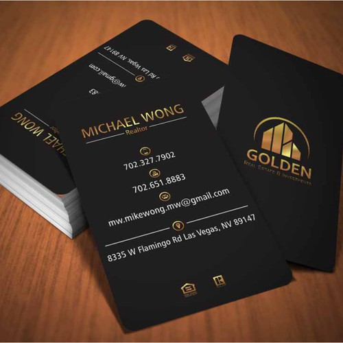 Golden Real Estate & Investments, LLC (see logo in attachments below)